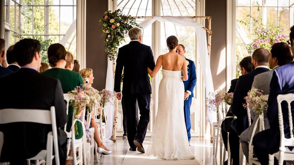 Bruiloft stress voorkomen